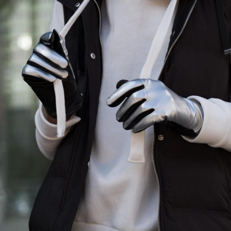 Rękawiczki w nowoczesnym stylu