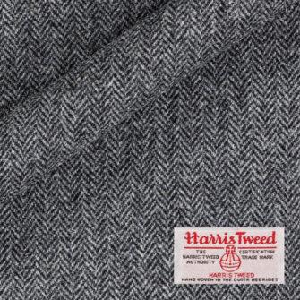 Tweedowy materiał na rękawiczki